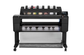 HP DesignJet T1530 36-in Printer Software Driver