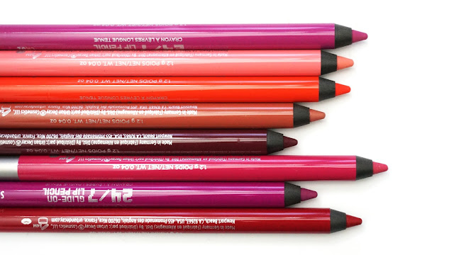 Urban Decay 24/7 Glide-On Lip Liners