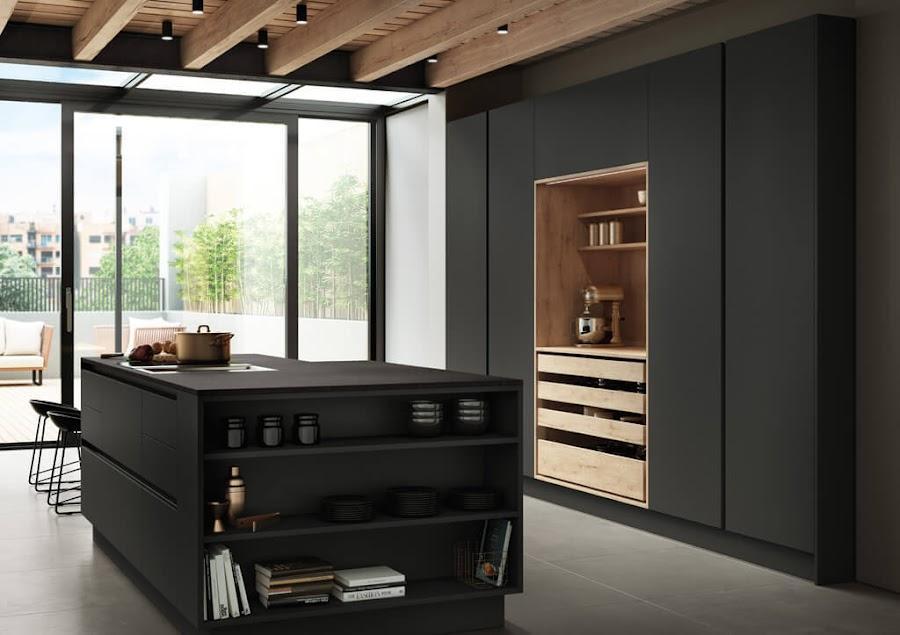 cocina-acabado-supermate-Tmatt-Nero-Roble-Nudos4
