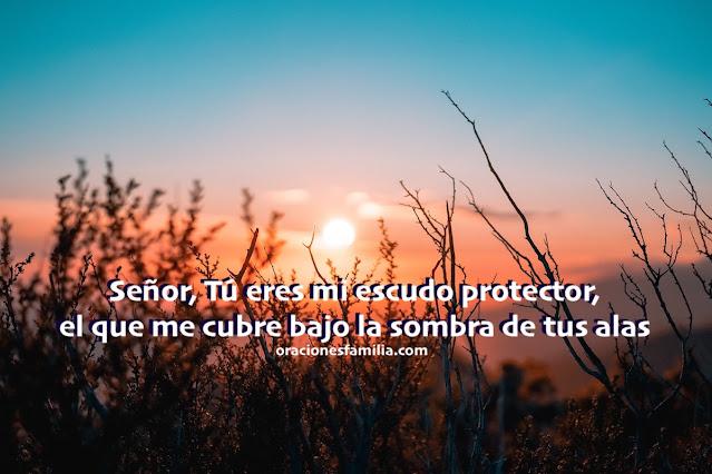 imagen sol levantarse oracion de proteccion para la mañana