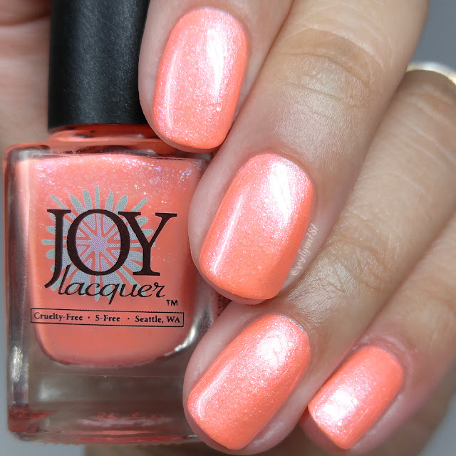 Joy Lacquer - Black Rock City