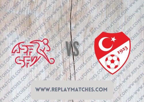 Switzerland vs Turkey -Highlights 20 June 2021