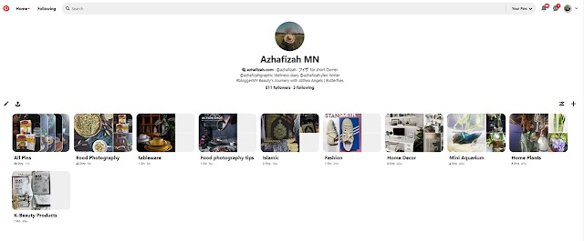 Pinterest Penyumbang Terbesar Traffic Blog. Tutorial Letak Button Pinterest Dalam Blog.