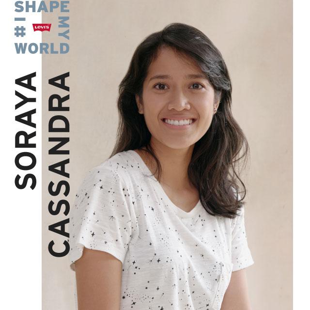 soraya cassandra - i shape my world