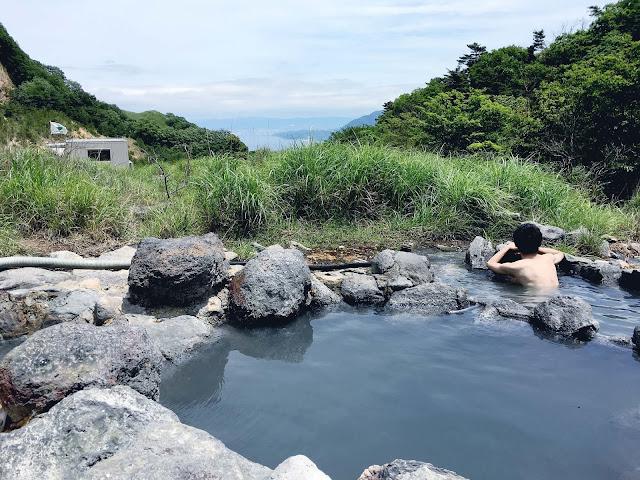 自然の中の混浴露天風呂、別府温泉の3つの野湯に行って来た【t】