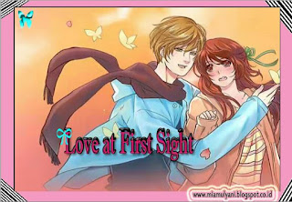 Cerpen Cinta Love at First Sight ~ Part 20