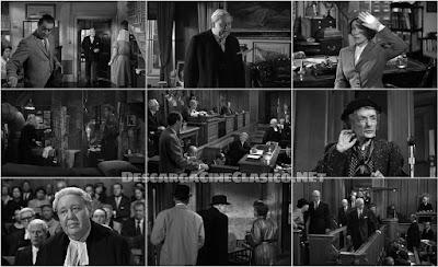Testigo de cargo (1957) | DESCARGACINECLASICO