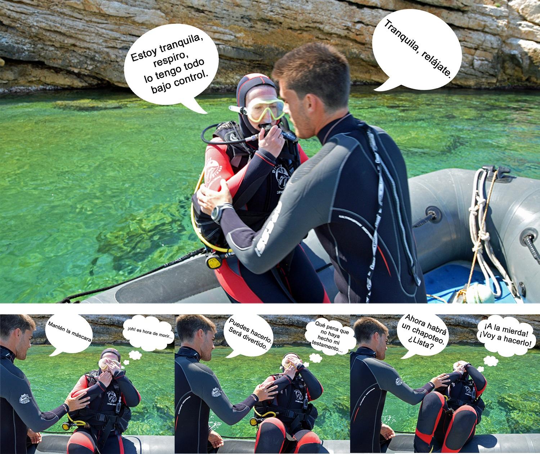Centro de Buceo Diving Stones Benidorm
