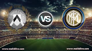 مشاهدة مباراة انتر ميلان واودينيزي internazionale vs udinese بث مباشر بتاريخ 16-12-2017 الدوري الايطالي
