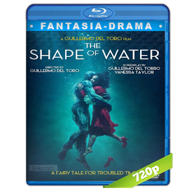 La Forma Del Agua (2017) BRRip 720p Audio Trial Latino-Castellano-Ingles 5.1