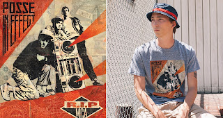OBEY Awareness - Beastie Boys MCA Charitable Musical Collections ( 6 Bilder )