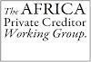 الدائنون في القطاع الخاص يؤسسون مجموعة عمل الدائنين من القطاع الخاص في أفريقيا (أفريكا بيه سي دبليو جي  أو المجموعة)