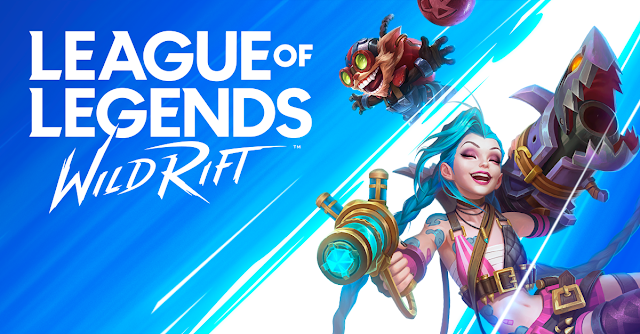 League of Legends: Wild Rift e-Spor Oluyor