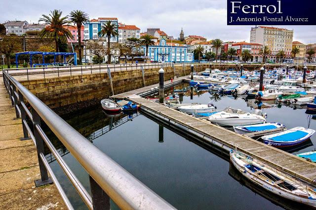 Puerto de Ferrol - San Cibrao blog exposiciones de fotografía artística