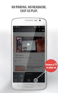 Tubio Cast Web Videos Chromecast v2.21 Full APK