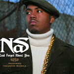 Nas - Can't Forget About You / Shine On - Single Cover