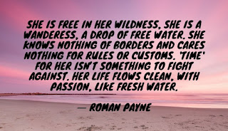 Free Woman Quotes