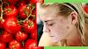 حب الشباب والندبات والبثور؟ لا تقلقي، يمكن لطماطم حل جميع مشاكلك   تعرفي على فوائدها المذهلة على بشرتك.