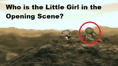 Who is the Misterious Little Girl HM: BtN/FoMT?