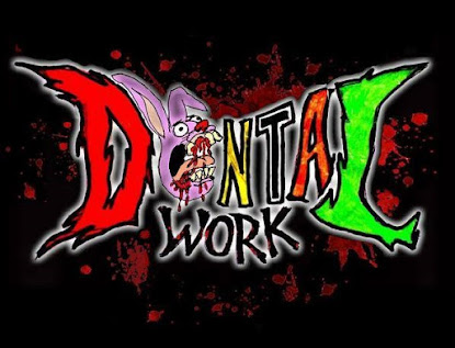 Dental Work logo by Madness Art Mexico