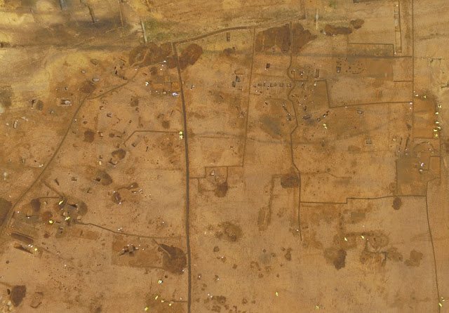 Deserted Medieval village discovered in Cambridgeshire