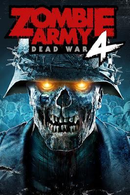 Capa do Zombie Army 4: Dead War