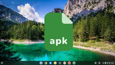 instalar archivos .apk en Chromebook