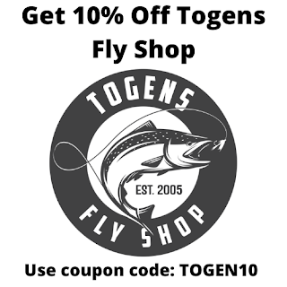 Togens Fly Shop Hooks & Beads