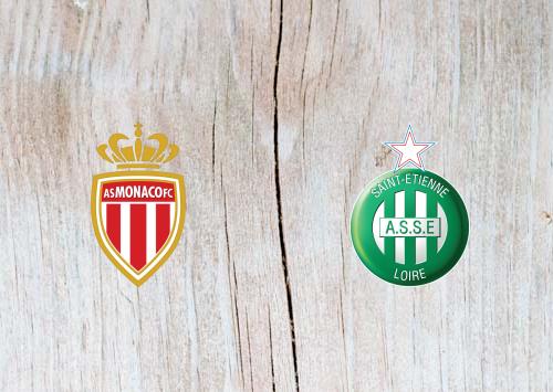 Monaco vs Saint-Etienne - Highlights 5 May 2019