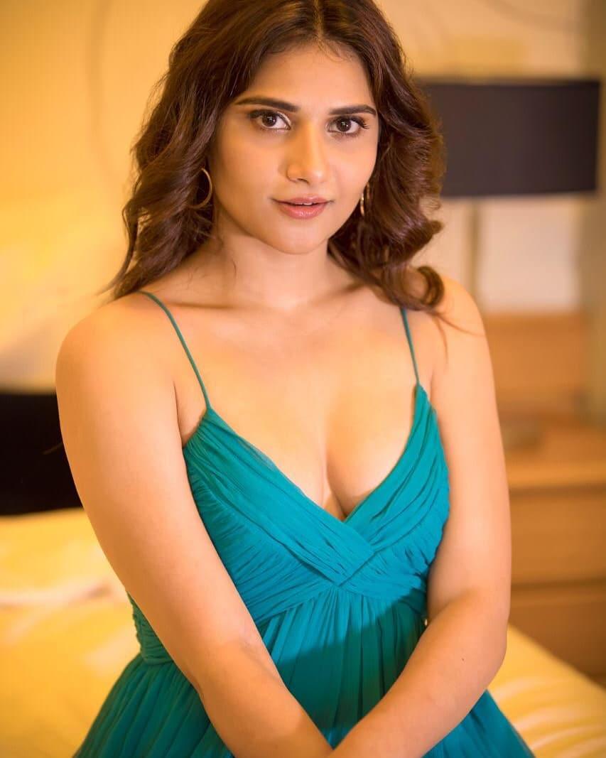 Priya Singh Posing for My South Diva