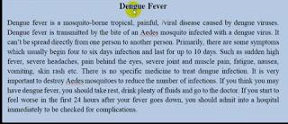 ডেঙ্গু জ্বর প্যারাগ্রাফ |Dengue Fever Paragraph |ডেঙ্গু প্যারাগ্রাফ ইংলিশ