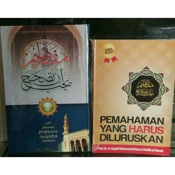Supplier Kitab Mafahim Yajibu an Tushohhah Original di Maryborough Australia