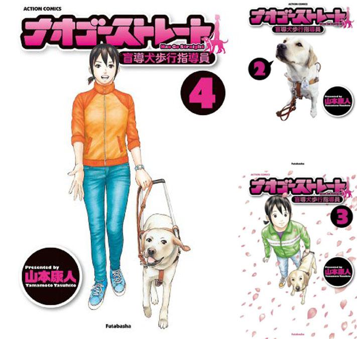 ナオ・ゴーストレート (全4巻)(アクションコミックス)