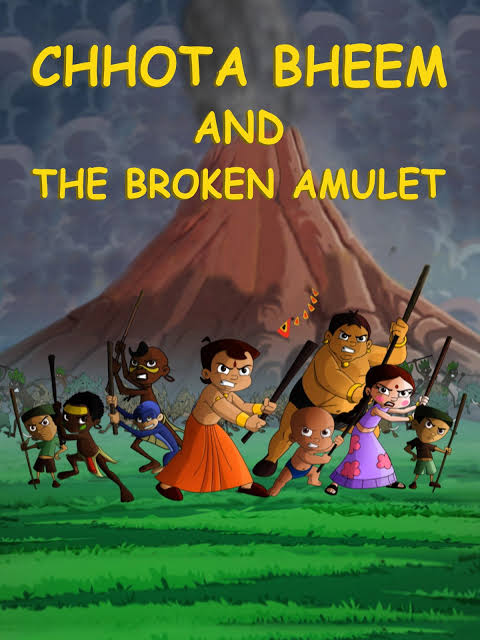 Chhota Bheem And The Broken Amulet Movie Images In 720P