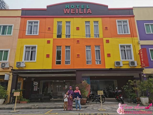 ZEN Rooms Hotel Weilia Melaka RM96 Untuk Dua Superior Twin Room