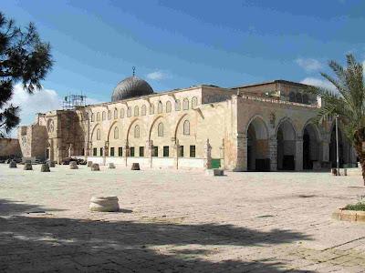 Keutamaan Masjidil Aqsha