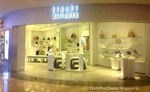 Stuart Weitzman Store, Palladium Mall, Mumbai