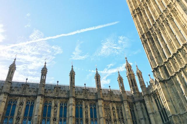 ウェストミンスター宮殿(Palace of Westminster)