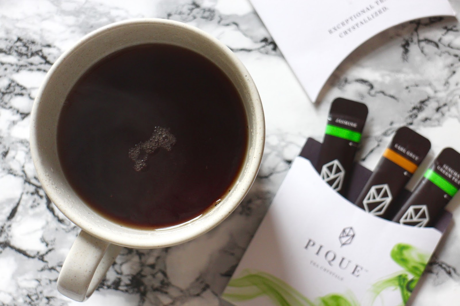 pique organic tea review