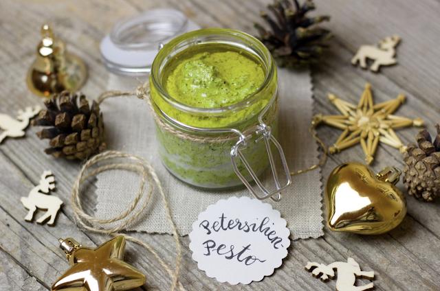 Pesto Sauce In A Jar