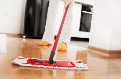 Pastikan Lantai Rumah Bersih