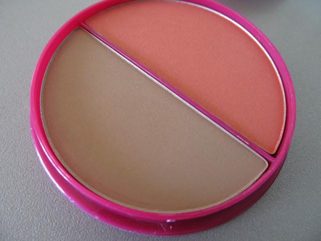 Супер бюджетні рум'яна Flormar Pretty Compact Blush-on у відтінку P115