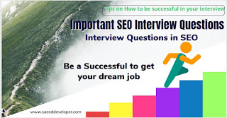Interview questions in seo  | seo interview questions