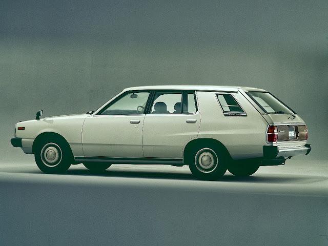 Nissan Skyline 1600 GL Van