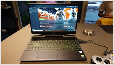 HP Pavilion Gaming 15 DK0043TX, Laptop Gaming Murah