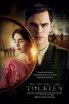Capa Tolkien – Bluray 720p e 1080p Dual Áudio (2019) Torrent