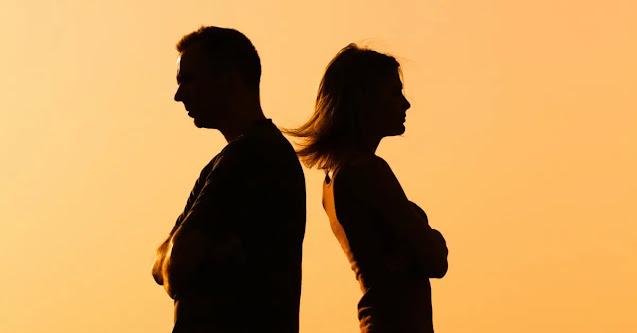 20 alasan kenapa pernikahan gagal