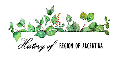 History of REGION OF ARGENTINA