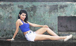 Manisha Kelkar enjoying Rain during photo shoot-thumbnail