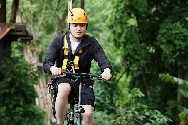 Pongyang Jungle Coaster adventure game area